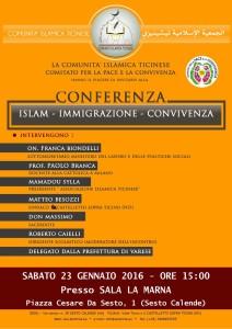 23 GEN 16-conferenzaIslam-SestoCalende