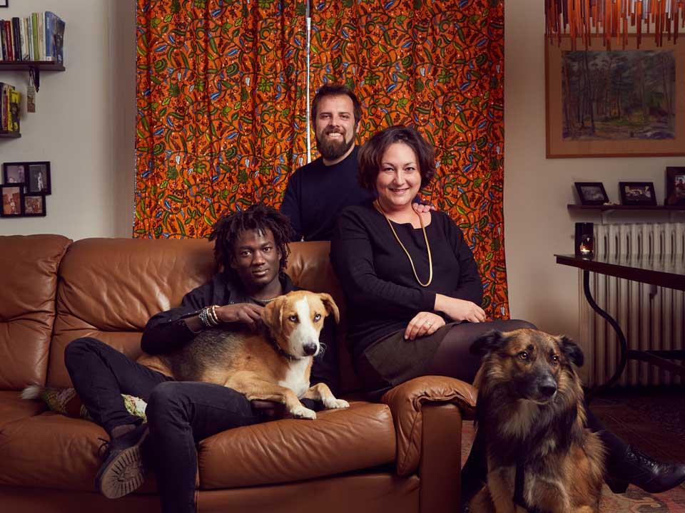 I migranti ospitateli a casa vostra associazione for Ospitare qualcuno in casa