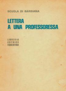 letteraAunaProfessoressa